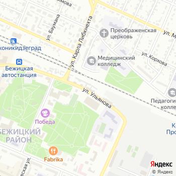 Интерфлора на Яндекс.Картах