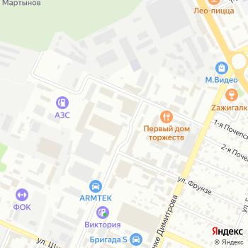 ЛЮВиК на Яндекс.Картах