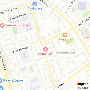Дизайн Лига на Яндекс.Картах