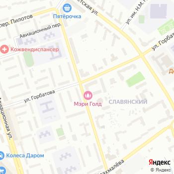 Возрождение на Яндекс.Картах
