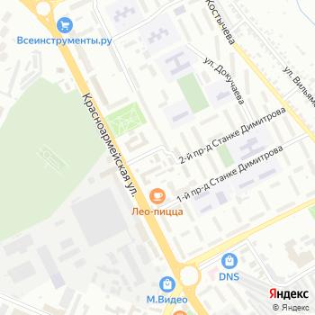 Лайт-косметик на Яндекс.Картах