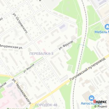 Крокус на Яндекс.Картах