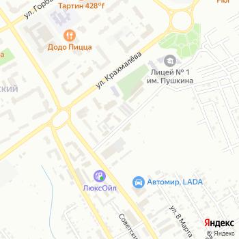Энигма на Яндекс.Картах