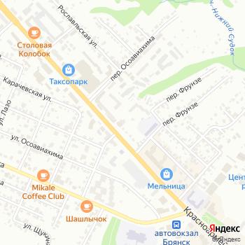 Полы & Двери на Яндекс.Картах
