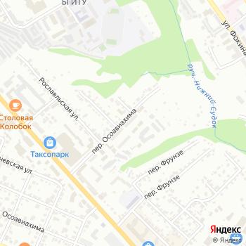 Почта с индексом 241019 на Яндекс.Картах
