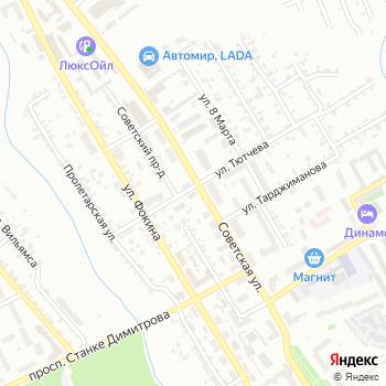 СОГАЗ-Мед на Яндекс.Картах