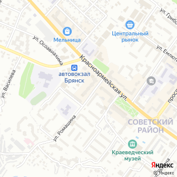 Золотая Колесница на Яндекс.Картах