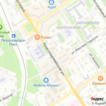 Арбитр на Яндекс.Картах