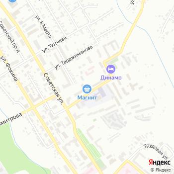 МиниСтр на Яндекс.Картах