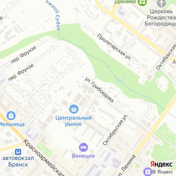 Малахит на Яндекс.Картах