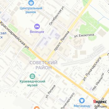 Времена года на Яндекс.Картах