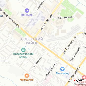 Грант на Яндекс.Картах