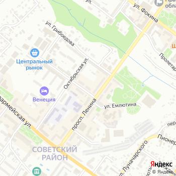 Магазин тканей на Яндекс.Картах