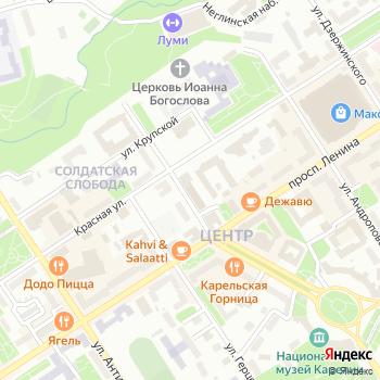 Мир-Детям на Яндекс.Картах