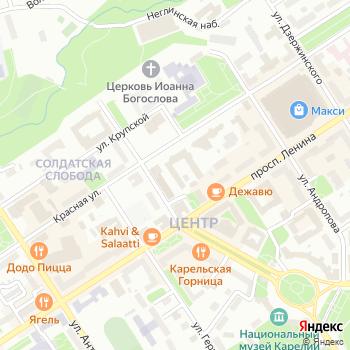 МПК-Решение на Яндекс.Картах
