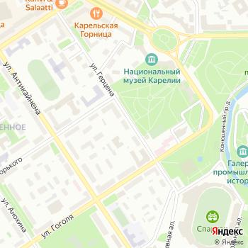 ПетроФЭЙМ-тур на Яндекс.Картах