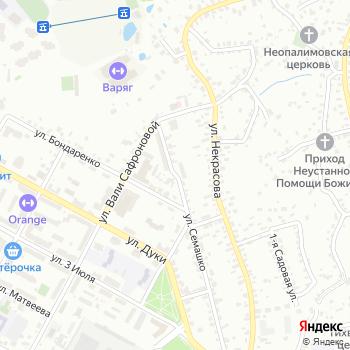 Почта с индексом 241007 на Яндекс.Картах
