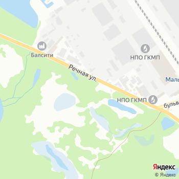 Почта с индексом 241044 на Яндекс.Картах