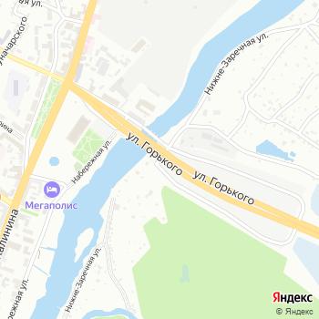 Казачок на Яндекс.Картах