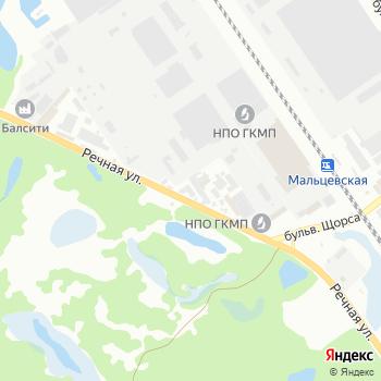 Vitrium на Яндекс.Картах