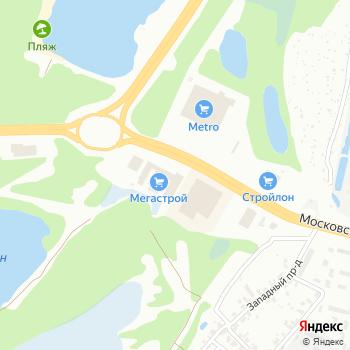 Все для кровли на Яндекс.Картах