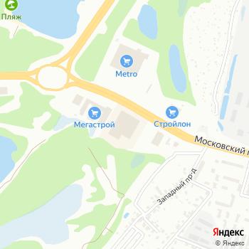 ЛИНИЯ-2 на Яндекс.Картах