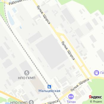 Термотрон-Завод на Яндекс.Картах