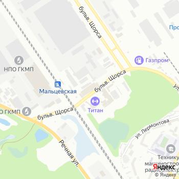Оптовик на Яндекс.Картах