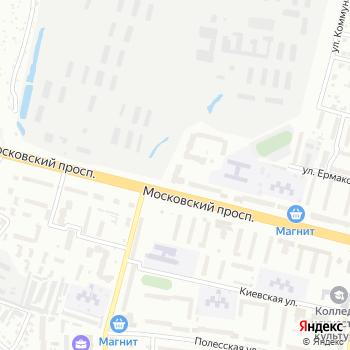 Нотариус Котляр М.Н. на Яндекс.Картах