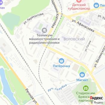 Бусинка на Яндекс.Картах
