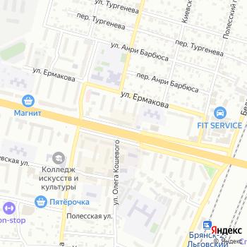 Грядка на Яндекс.Картах
