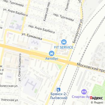 Меркурий-эконом на Яндекс.Картах