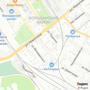 Нотариус Волокитина Л.Н. на Яндекс.Картах