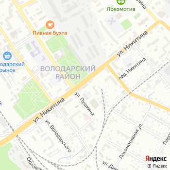 Рослесинфорг на Яндекс.Картах