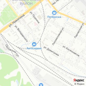 Светал на Яндекс.Картах