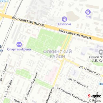 Капельки на Яндекс.Картах