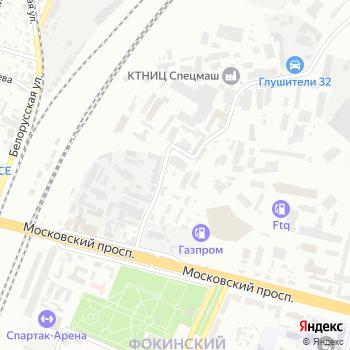 Оптовый склад на Яндекс.Картах