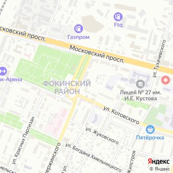 Чарка на Яндекс.Картах