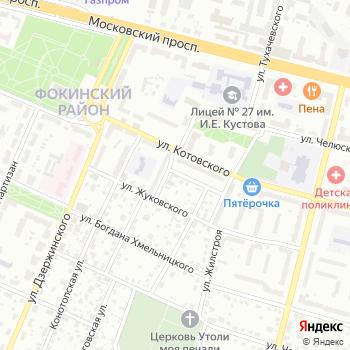Склад-магазин отделочных материалов на Яндекс.Картах