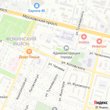 Цветы на Яндекс.Картах
