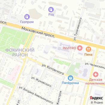 Универсалстрой на Яндекс.Картах