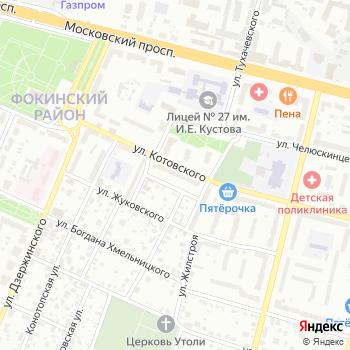 Балкон-Сервис на Яндекс.Картах