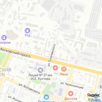 Комплект на Яндекс.Картах