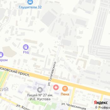 БрянскАльянсСтрой на Яндекс.Картах
