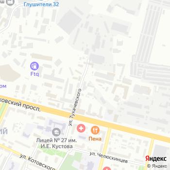 Брянскпромобеспечение на Яндекс.Картах