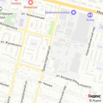 Стройсервис на Яндекс.Картах