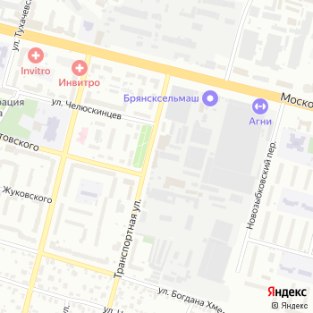 Брянская Логистическая Компания на Яндекс.Картах