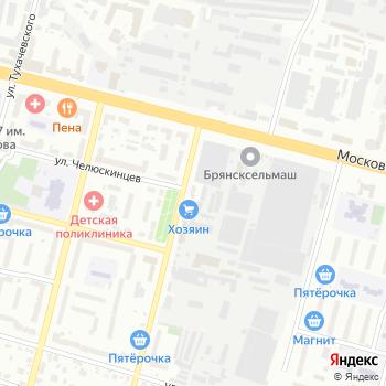 Шашель на Яндекс.Картах