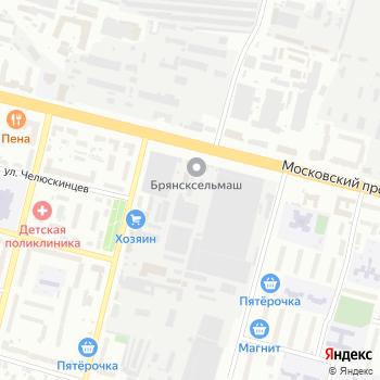 Стройцентр-Ас на Яндекс.Картах