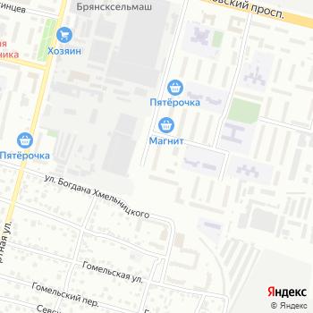 Канцелярский мир на Яндекс.Картах